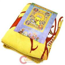 Fraggle Rock Muppets Microfiber Plush Throw Blanket Twin (50x60) - Play