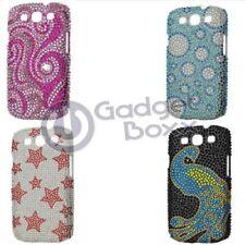 Fundas y carcasas Samsung Para Samsung Galaxy S de plástico para teléfonos móviles y PDAs