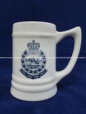 British Colonial Royal Hong Kong Police Force Senior Officers Mess Beer Mug