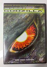 Video DVD - Godzilla Deluxe Widescreen WS Edition - NEW Open WORLDWIDE