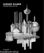 Fachbuch Wiener Silber Modernes Design Wiener Werkstätten statt 49,80 € NEUBUCH