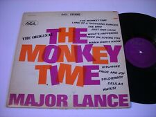 Major Lance The Monkey Time 1963 Stereo LP