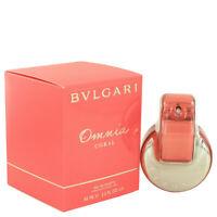 Omnia Coral by Bvlgari Eau De Toilette Spray 2.2 oz for Women