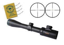 Visionking 3-9x42 FL Rifle scope 30 mm Illuminated Red/Green Mil dot Riflescopes