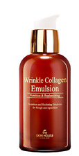 The skin house Wrinkle Collagen Emulsion 130 ml Korea cosmetics