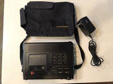 Marantz Pmd650 Portable Minidisc Recorder Pmd650U Bl W Original Case