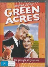 GREEN ACRES THE COMPLETE SIXTH SEASON - NEW & SEALED DVD - FREE LOCAL POST