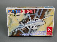 Hobby Craft 1/144 F/A-18 HORNET JET Model Plane Kit #a4