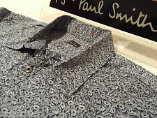 "PAUL SMITH Mens Shirt �� Size XL (CHEST 44"") �� RRP £95+ �� FLORAL LIBERTY STYLE"