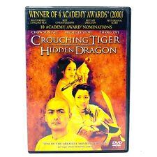 Crouching Tiger, Hidden Dragon (Dvd movie, 2000)