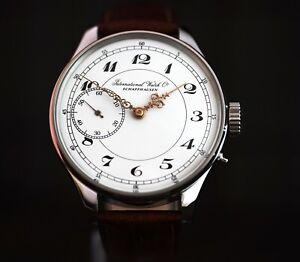 International Watch Co Rar IWC Marriage wristwatch men 16#S