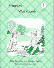 Phonics Workbook 1 Units 2, 3 Bible Nurture and Reader Series