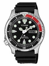 Citizen Promaster Diver NY0085-19E 42mm Cassa di Acciaio, Cinturino di Silicone, Orologio da Polso per Uomo