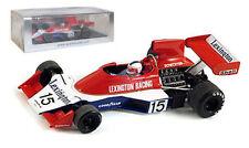 Spark S1733 Tyrrell 007 #15 South African GP 1976 - Ian Scheckter 1/43 Scale
