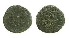 pcc1581_64) Savoia Carlo Emanuele I  - Soldo 2° Tipo 1582