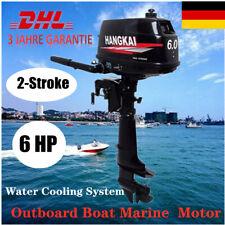 HANGKAI 6 CV 2 Tempi Fuoribordo Motore Per Barca Raffreddamento Acqua CDI DHL IT