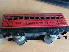 vintage marx pullman montclair *246* , USED, good condition,  [5357]