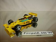 RESIN KIT (built) FITTIPALDI F5 COPERSUGAR 1977 - No 28 - F1 YELLOW 1:43  -NICE