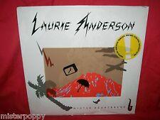 LAURIE ANDERSON Mister Heartbreak LP 1983 GERMANY MINT SEALED Sigillato