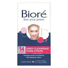 Biore Deep Cleansing Pore Strips Combo 14