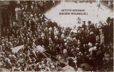 66843 Letzte Abfahrt Kaiser Wilhelm II.