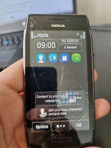 Nokia X7-00 - 8GB - black (Unlocked) Smartphone