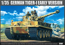 [Academy] 1/35 GERMAN TIGER-I EARLY VERSION Plastic Model Kits 13239