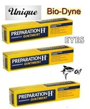 The Real Natural Preparation H -Canadian Type [Yeast Cell -Shark Oil ] 3x25ml
