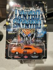 RACING CHAMPIONS HOT ROCKIN STEEL DIE CAST LYNYRD SKYNYRD CHARGER GENERAL LEE