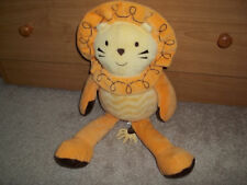 "CoCaLo Baby Lion 18"" Plush Toy or Nursery Decor!!- SHIPS FREE!"