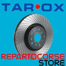 DISCHI TAROX G88 GRANDE PUNTO (199) 1.2 8v - ANTERIORI (dischi pieni) - 257mm