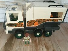 Playmobil Wüsten Safari Ralley  Racing Truck Figur aus  Oambati Station