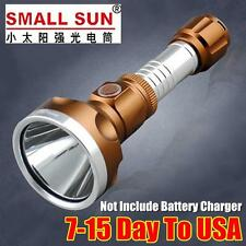 2016 SMALL SUN ZY-T23 2500 LM CREE XM-L T6 LED TACTICAL 18650 FLASHLIGHT TORCH