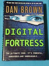 Digital Fortress Hardbound Book By Dan Brown Author Of The Da Vinci Code