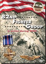 15th Air Force - 82nd Fighter Group in World War II