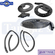 78-81 Monte Carlo 78-80 Grand Prix Weatherstrip Seal Kit 2 Door Coupe 5 Pcs