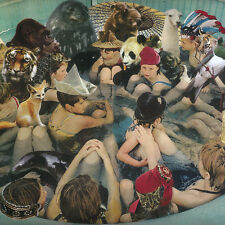 PANDA BEAR 'Person Pitch Colored VINYL + ART vinyl me please Animal Collective