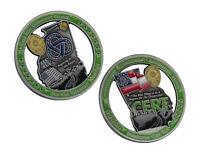 Community Emergency Response Team, Beachtree City Georgia Challenge Coin