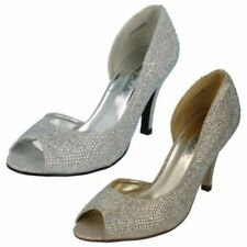 Zapatos de tacón de mujer Peep Toes Talla 39