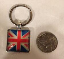 UK Flag Union Key Chains&Key Ring  Awesome!!