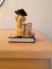 Wise Bear Figure