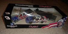 Dale Earnhardt Goodwrench Service 3-pc Die Cast Crewcab P-up MonteCarlo Race Car