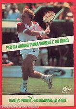 Pubblicità Advertising Werbung 1987 PUMA - Boris Becker