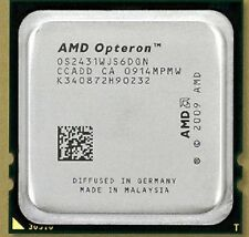 AMD Opteron 2431 6-Core 2.4GHz Server CPU Socket F LGA 1207 OS2431WJS6DGN