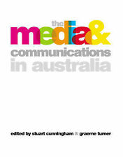 The Media and Communications in Australia by Allen & Unwin (Paperback, 2001)