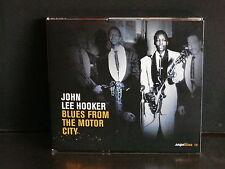 JOHN LEE HOOKER Blues from the motor city Sagablues 089820773