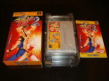 Final Fight 2 Nintendo Super Famicom Japan