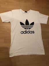 Adidas para hombre Blanco T Shirt 3XL XXXL