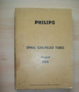 Philips small gas filled tubes book