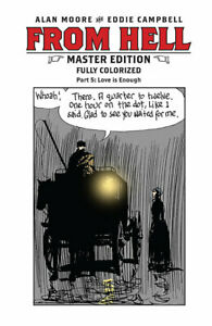 FROM HELL MASTER EDITION #5 by Alan Moore & Eddie Campbell